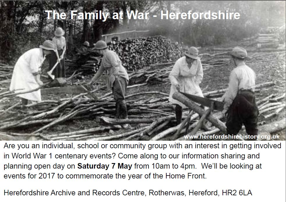 HARC_The Family at War OpenDay
